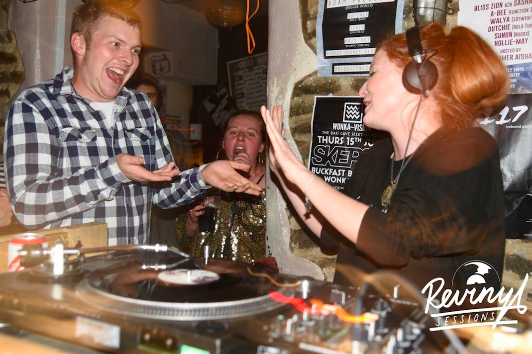Revinyl Sessions in Bristol