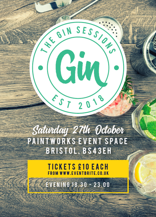 The Gin Sessions at Paintworks