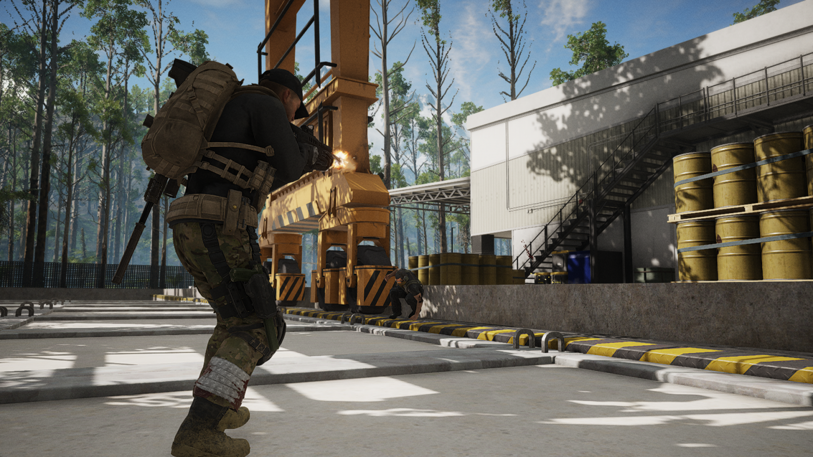 Screenshot from Ghost Recon: Breakpoint