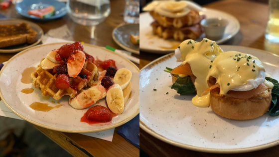 Bottomless Brunch @ The Prince Street Social