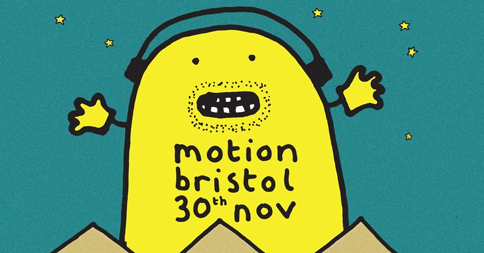 A real music person's booking: Mr Scruff will play an All-Night set at Motion at the end of the month.