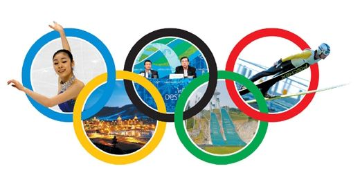 This year's Winter Olympics will be held in Pyeongchang, Korea.