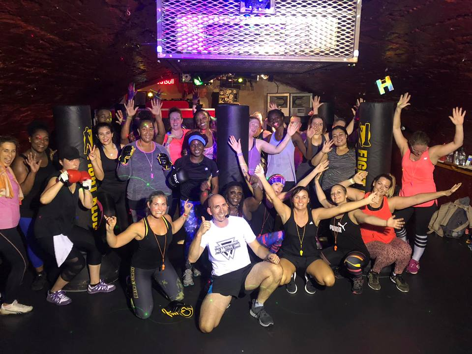 Give Fight Klub Bristol a go - a workout like no other!