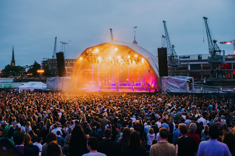 Bristol Sounds 2020. Image: Ania Shrimpton