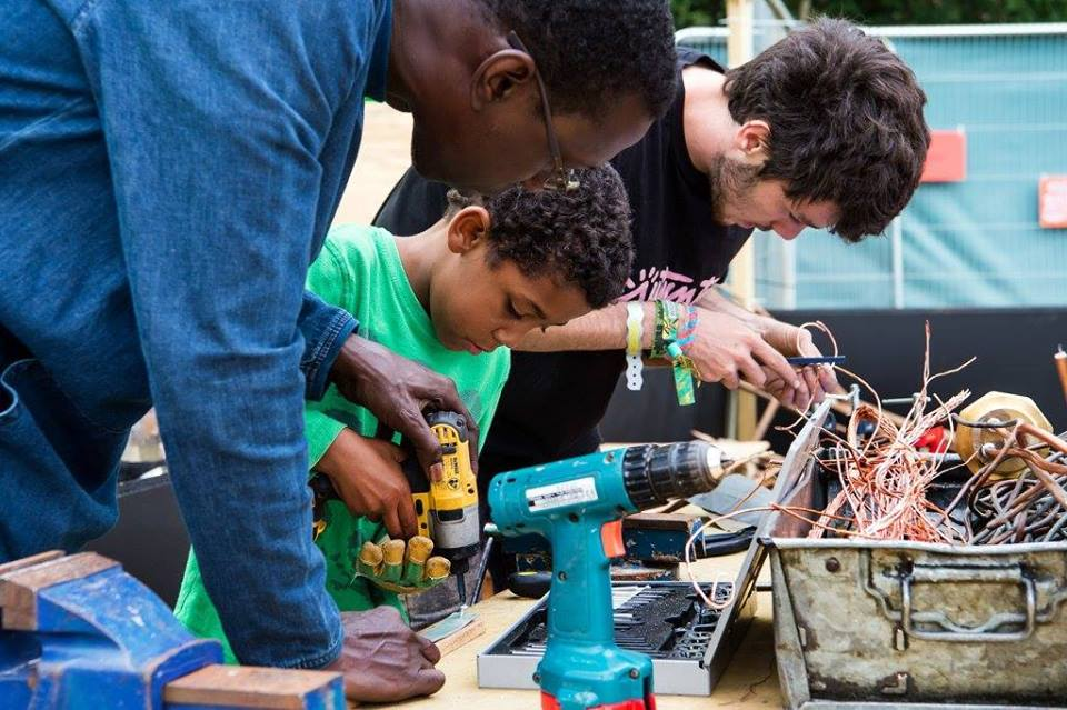 APE Project CIC in Bristol: recreational play and activity