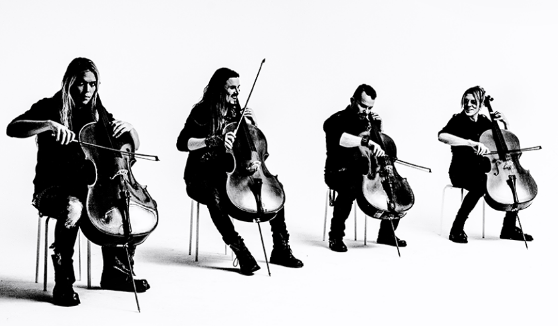 Finnish four-piece Apocalyptica's renditions of Metallica classics has drawn widespread acclaim since its original 1996 release