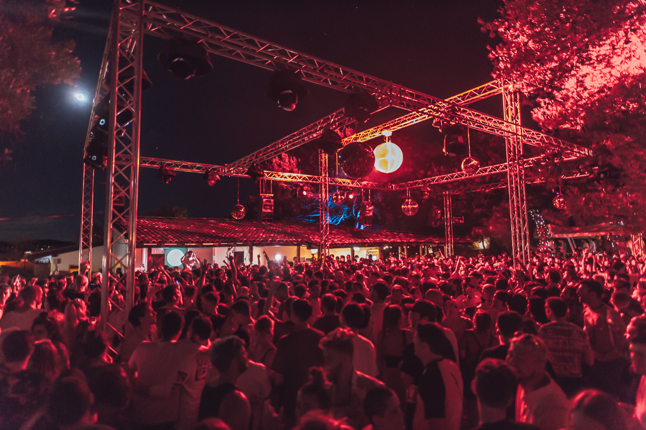 Barbarella's Discotheque at Love International Festival. Image: Here & Now