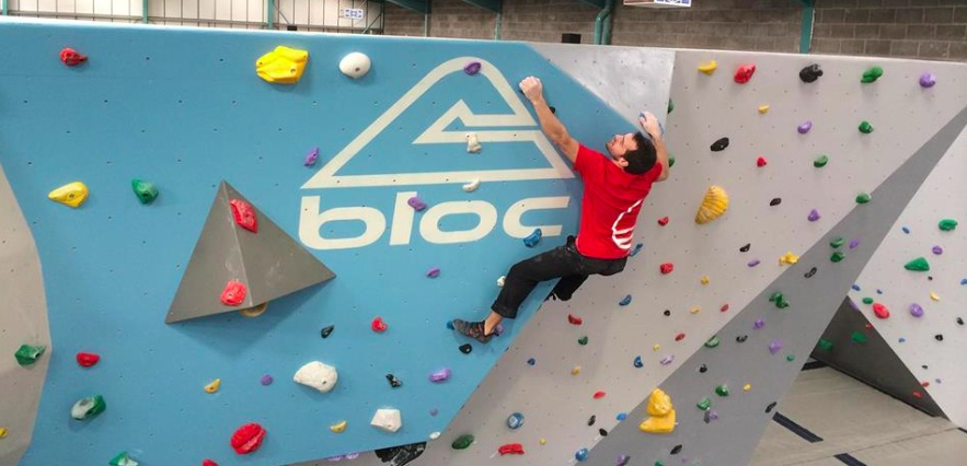 Bloc Climbing in Bristol, Unit 2, New Gatton Road, St Werburghs, Bristol, BS2 9SH
