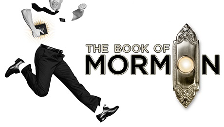 The Book of Mormon at The Bristol Hippodrome