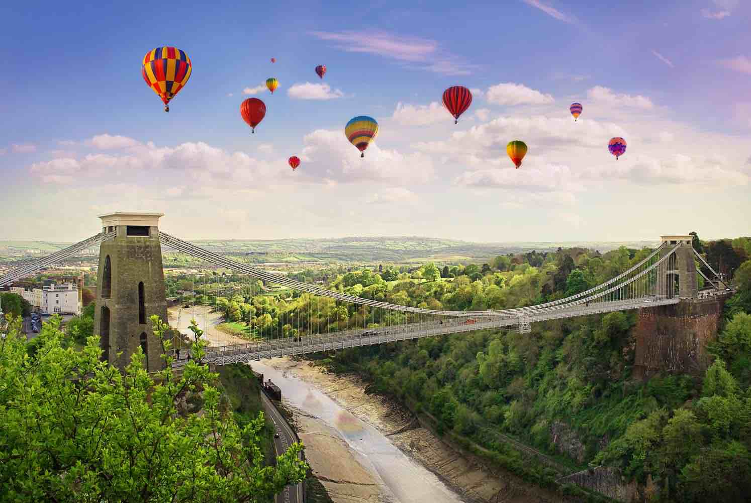 Bristol voted one of the best places to live in the world for Best places to live in the world