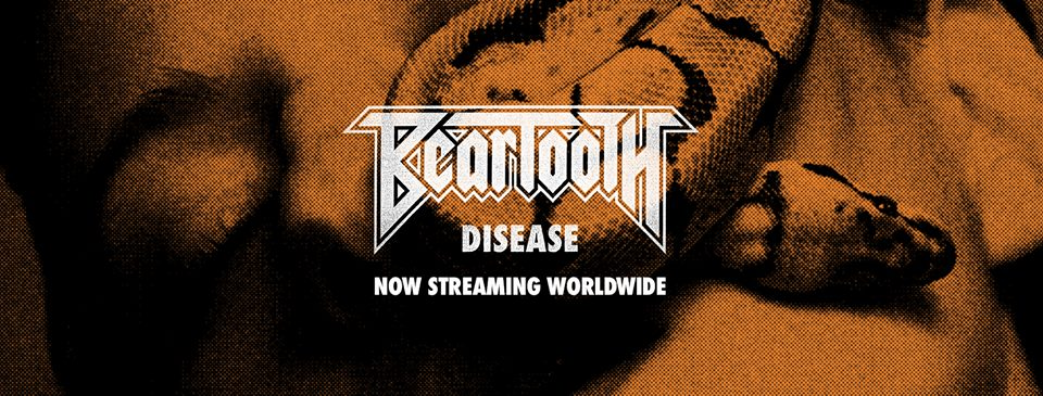 Beartooth's 'Disease' is out now.