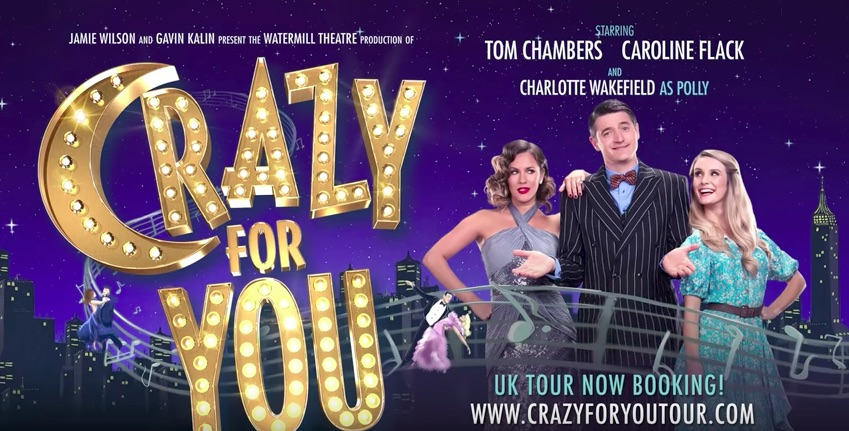 Crazy for You at The Bristol Hippodrome