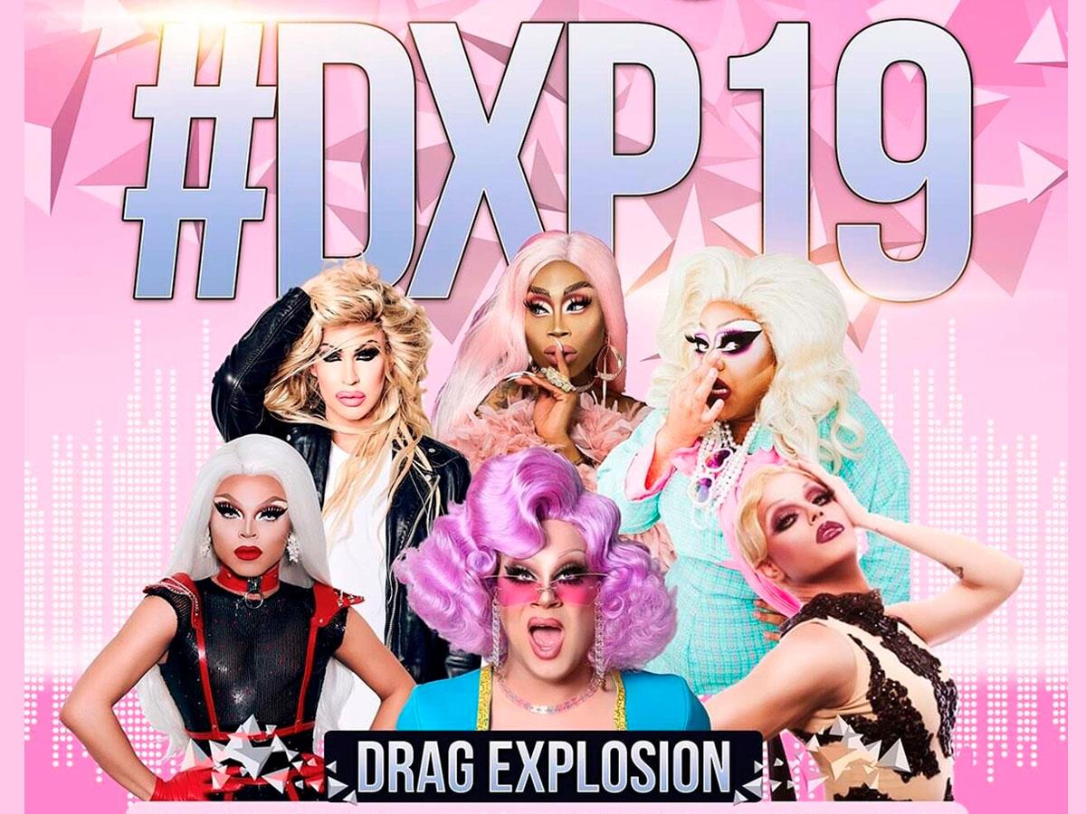 Drag Explosion // Saturday 27th July