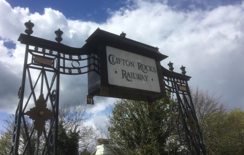 Clifton Rocks Railway in Bristol
