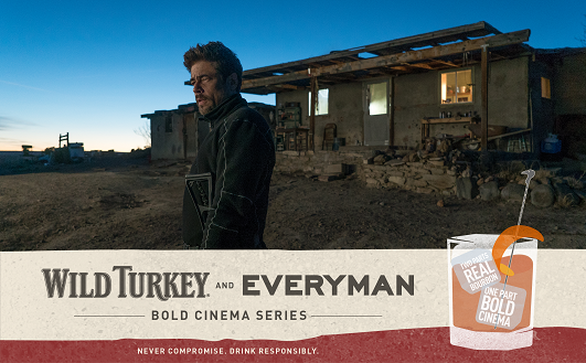 You can enjoy a complimentary Wild Turkey 101 Old Fashioned when you watch Sicario 2 at Everyman Bristol this weekend.