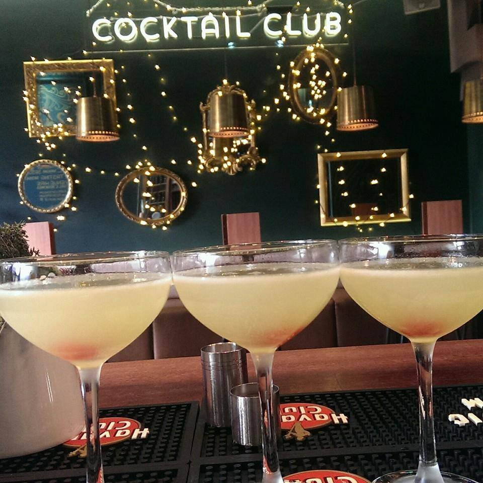 Flipside Cocktail Club in Bristol