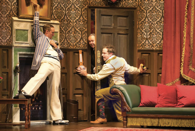 The Play That Goes Wrong has captivated audiences worldwide, touring Australia and the US as well as performances around the UK.
