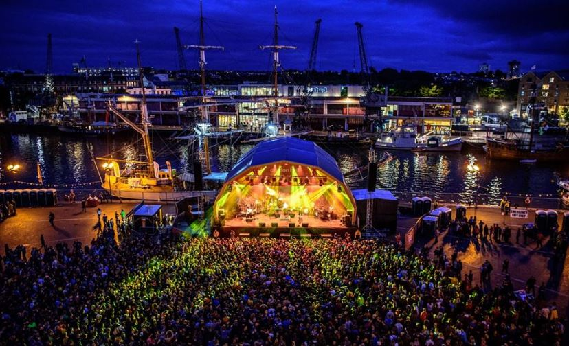 Bristol's Harbour Festival is one of the city's most popular events of the year.