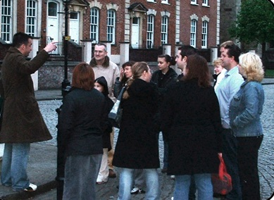Haunted Walking Tour Bristol