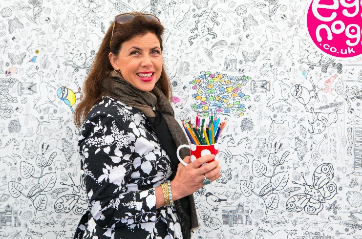 Kirstie Allsopp presents The Handmade Fair at Bowood House from 22 - 24 June 2018