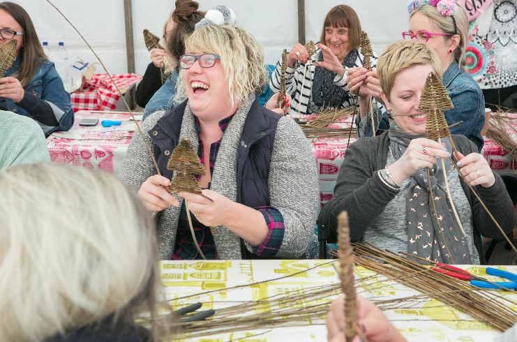 The Handmade Fair at Bowood House from 22 - 24 June 2018