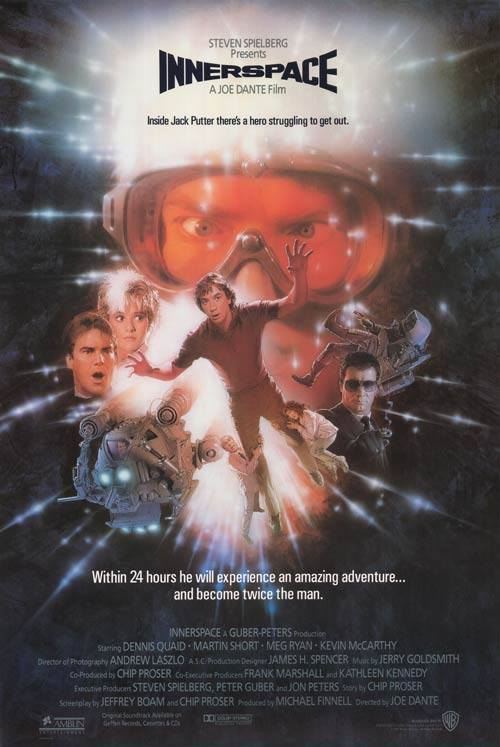 Innerspace film poster