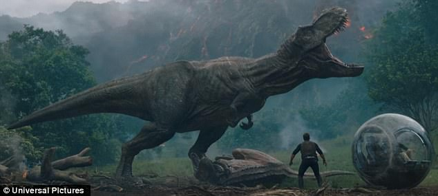 Fallen Kingdom is the latest instalment in the wildly popular Jurassic Park franchise.