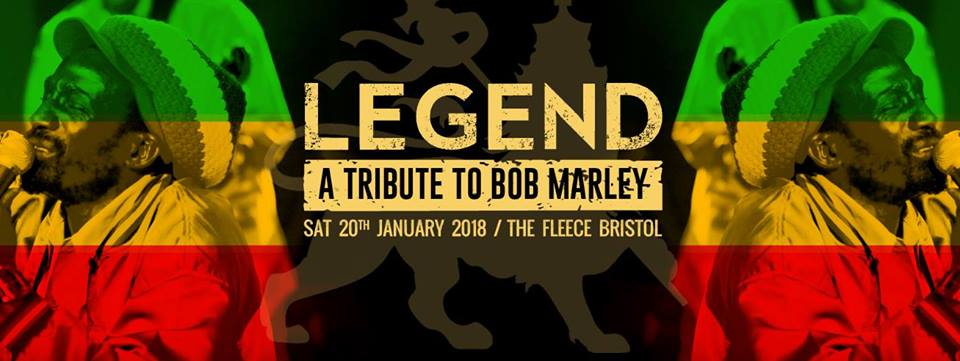 Legend Live is one of the world's favourite Bob Marley tribute acts