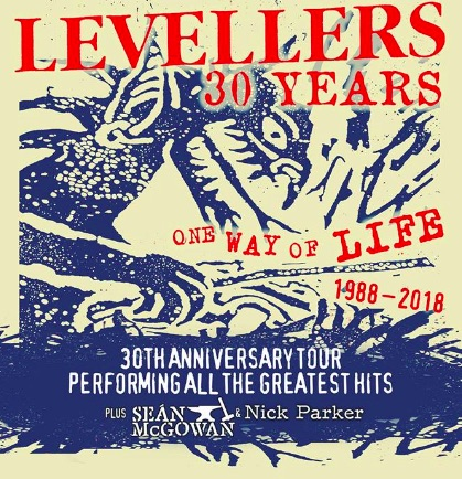 The Levellers in Bristol - gig review
