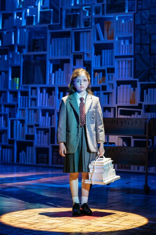 Matilda The Musical at Bristol Hippodrome