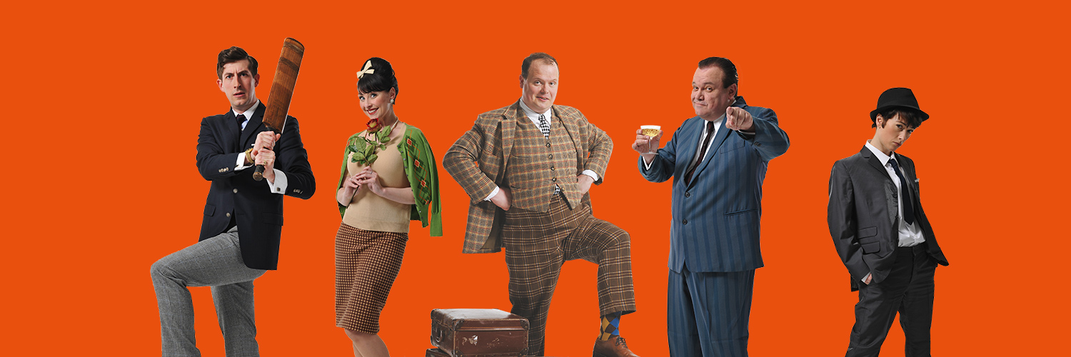 One Man, Two Guvnors at The Bristol Hippodrome