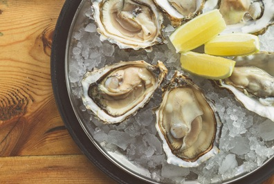 Oyster Festival at Source Food Hall and Cafe in Bristol