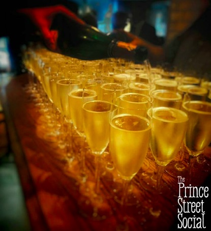 Bottomless Brunch in Bristol at The Prince Street Social