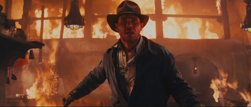 Raiders of The Lost Ark in concert at Colston Hall