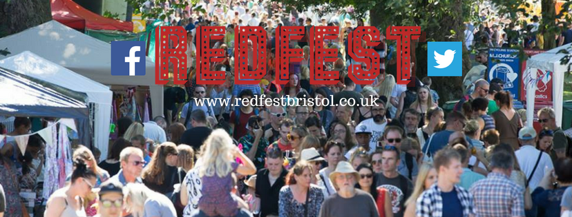 Redfest - just down the road from St George