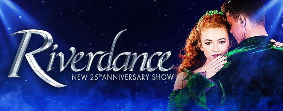 Riverdance 25th Anniversary at the Bristol Hippodrome.