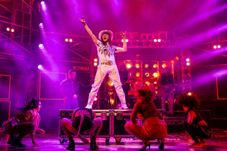 Rock of Ages at The Hippodrome Bristol