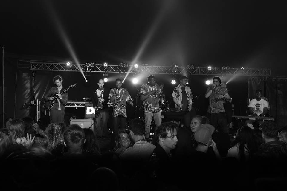 Route2Roots live at Bestival.