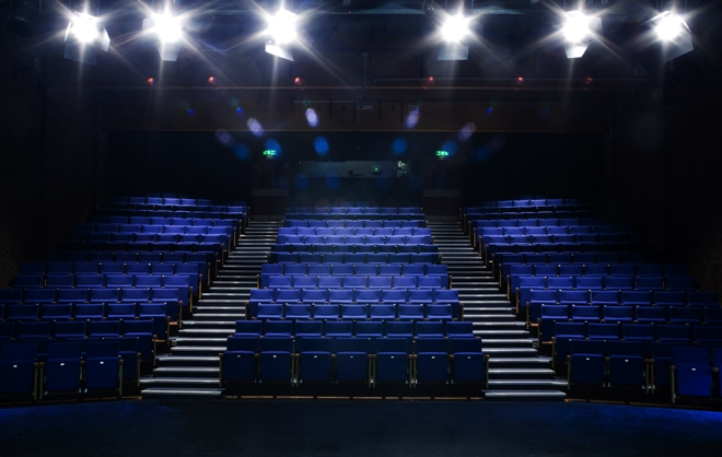 The Redgrave Theatre in Bristol