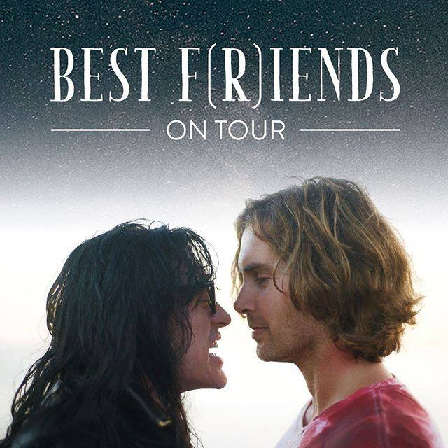 Best F(r)iends is the latest film starring Tommy Wiseau and Greg Sestero.