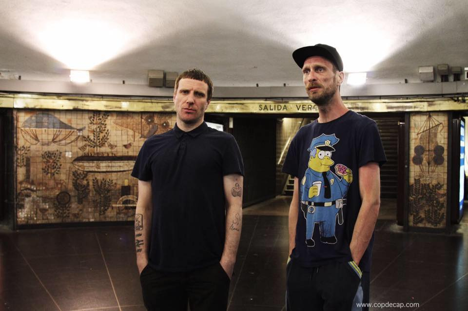 Sleaford Mods review of Bristol gig