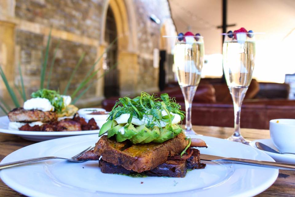 Steam Bottomless Prosecco Brunch