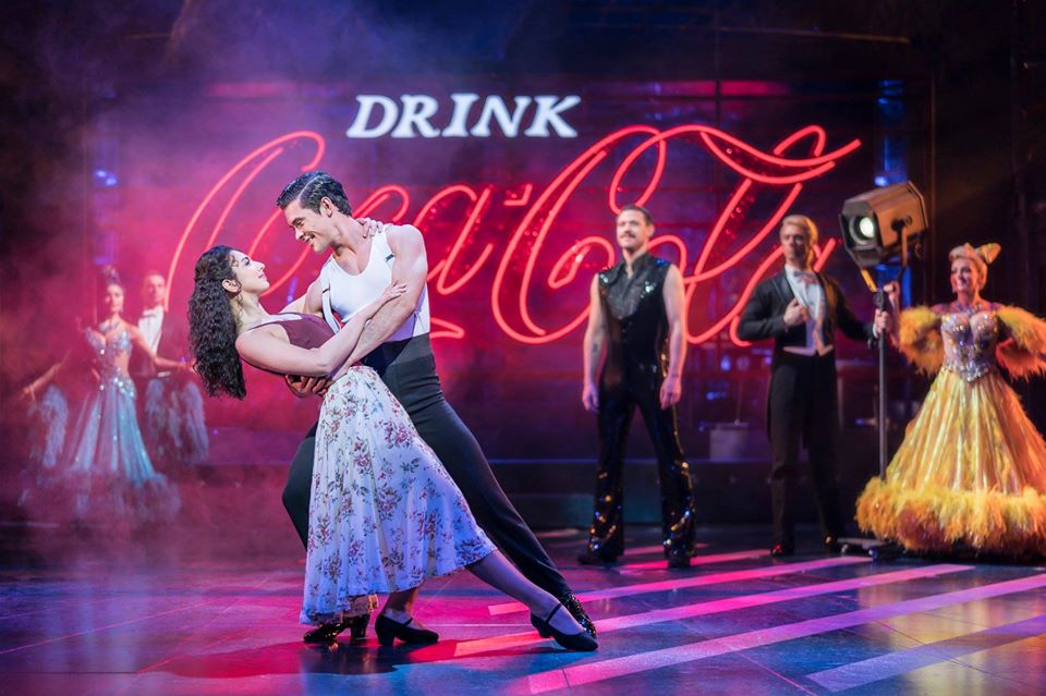 Strictly Ballroom on stage on London's West End.