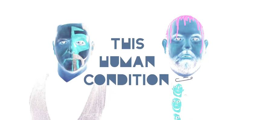A promotional shot for This Human Condition's upcoming EP.