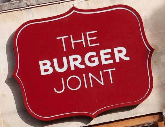The Burger Joint in Bristol