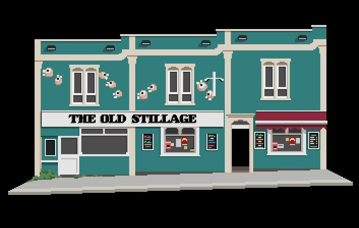 The Old Stillage in St George