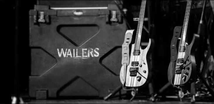 The Wailers have been together since 1981, best known for their days playing alongside Bob Marley