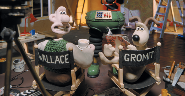 Wallace and Gromit on The Big Screen Bristol