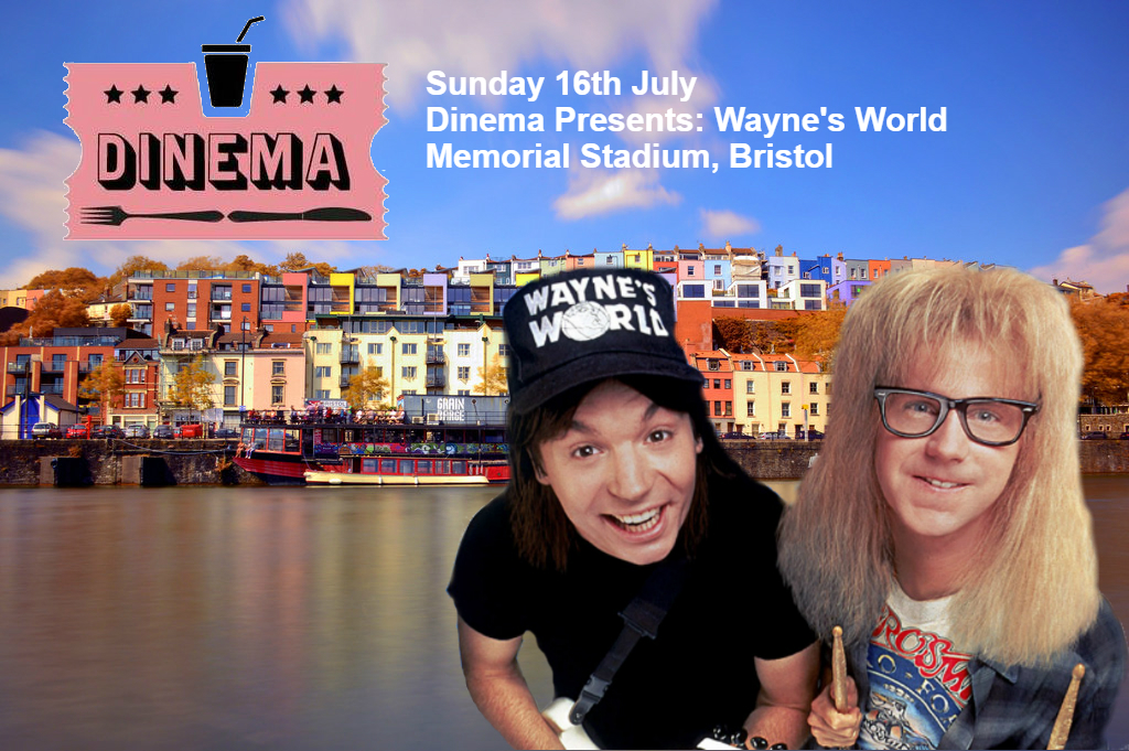 Waynes World Dinema