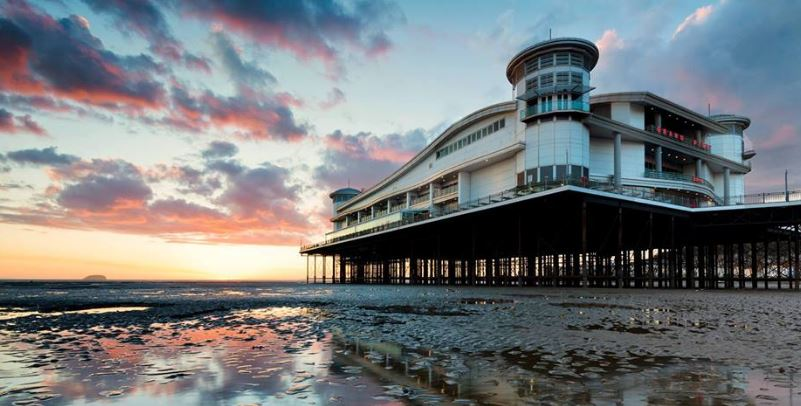 Weston-Super-Mare's Grand Pier will host this year's inaugural Whisky and Rum Festival on Saturday 27th January.